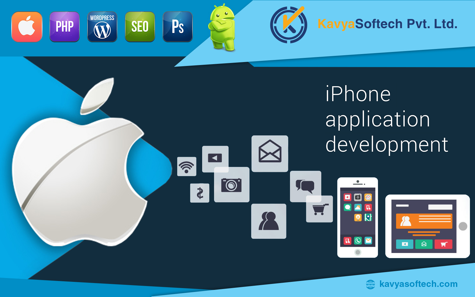 develop an application for ios price